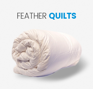 Feather Quilts