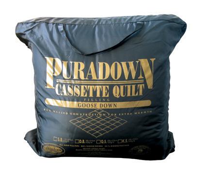 80 GooseDown Quilt (Nylon Bag)
