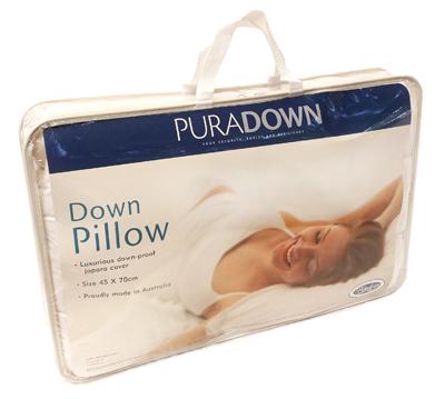 Various Down Pillows
